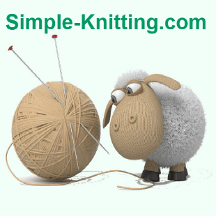Knitting Instructions For Beginners - How To Knit Stitches