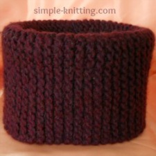 Knitting for charity - charity knitting pattern