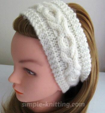 OXO cable headband