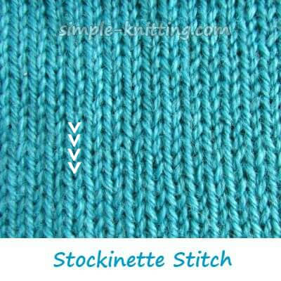 Fun Knitting Stitch Patterns Pretty Knit Stitches