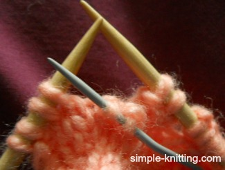 Knitting cables - how to knit cables