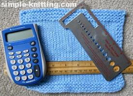 How to measure gauge