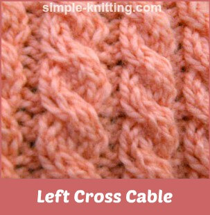 Knitting Cables Learn How To Knit Cables