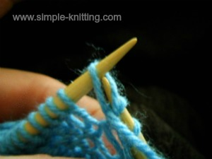 increasing stitches