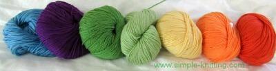 temperature blanket colors