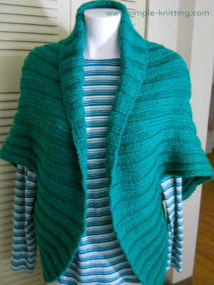 KNITTING SWEATERS FOR BEGINNERS Free Knitting Projects