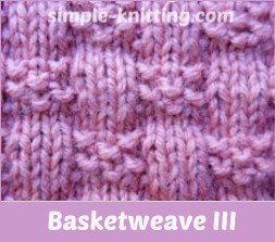 basketweave III