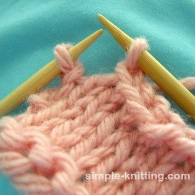 casting off tips for loose last stitch