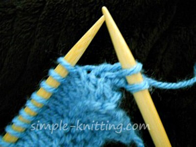 How To Cast Off Knitting Stitches