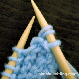 Knitting Joining Live Stitches : Joining Yarn in Knitting - How to Add a New Ball of Yarn