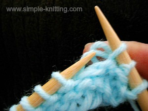 How to decrease in knitting