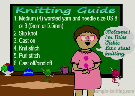 Knitting Guide
