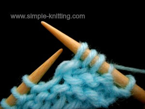 How to M1R (make one right) knitting increase