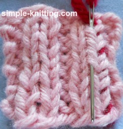 weavinginends ribbing